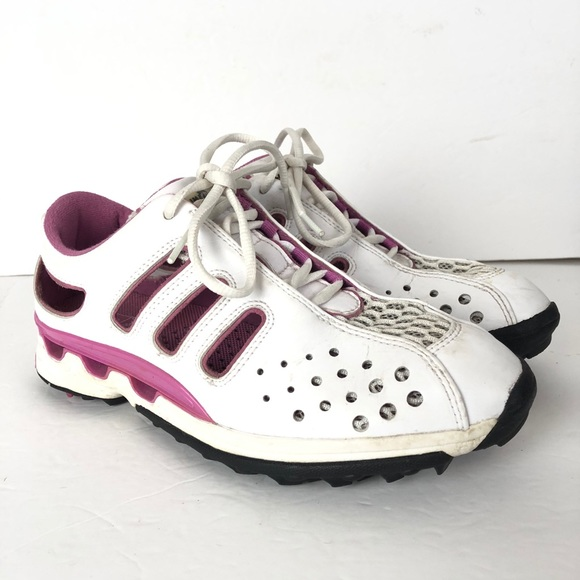 Adidas adiprene clima cool golf shoes Size 7